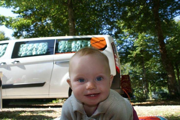 Campervan Rental with Baby