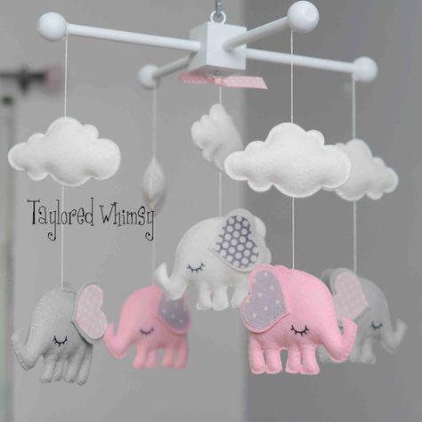 Elefante móvil móvil personalizado naves en 4-6 semanas