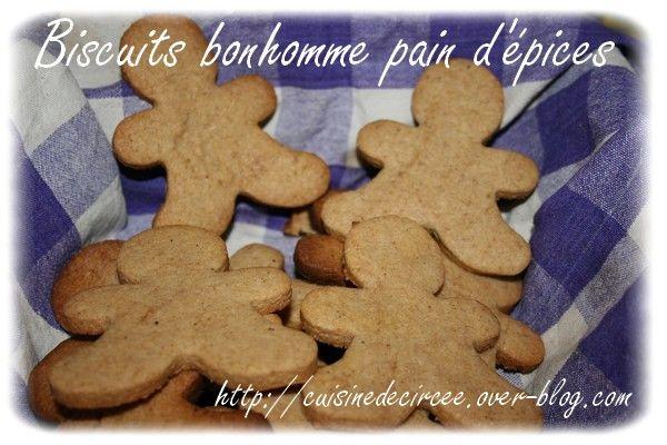 Biscuits Bonhomme Pain D 39 Pices Recettes De F Tes Pinterest Pain D 39 Epices D And Biscuits