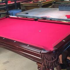 Action Billiards - pool table movers in Alabama