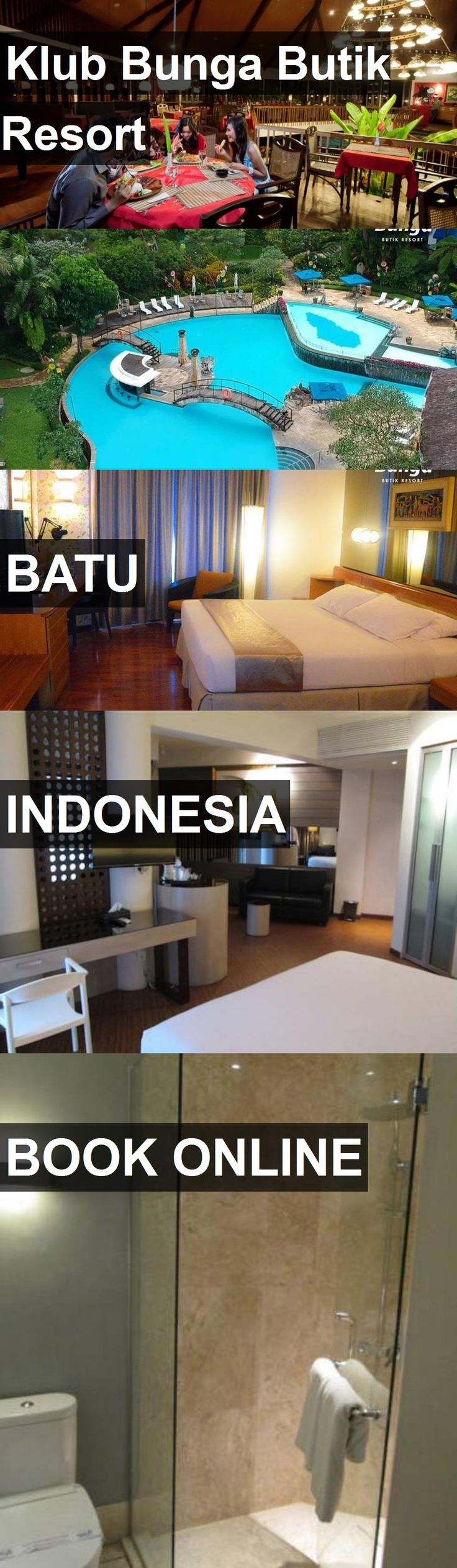 Hotel Klub Bunga Butik Resort in Batu, Indonesia. For more information, photos, reviews and best prices please follow the link. #Indonesia #Batu #travel #vacation #hotel