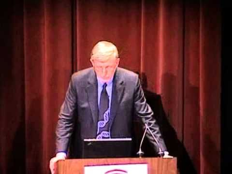 Francis Collins - The Language of God: A Scientist Presents Evidence of Belief - The Veritas Forum