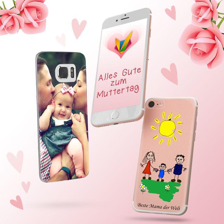 #Muttertag #Muttertagsgeschenk #induviduell #selbst #gestalten #persönlich #foto #fotogeschenk #bild #zeichnung #kinderzeichnung #handyhülle #case #phone #phonecase #Text #Name #Mama #Mutter #Geschenk #basteln #familie #kind