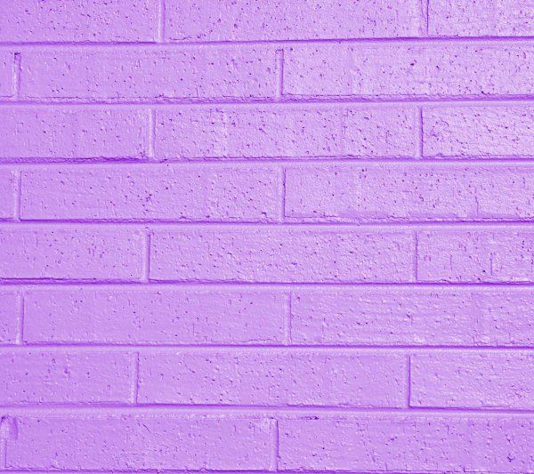 Lavender Painted Brick Wall Background Image, Wallpaper or Texture free for any web page, desktop, phone or blog