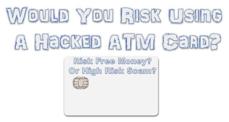 Looking for a Free ATM Card? Risk free money or high risk scam? We investigate.