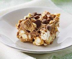 Carrés de Shreddies pour le goûter - Recettes Shreddies | Post Foods