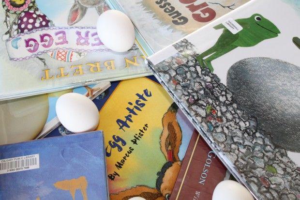 Spring Picture Books: A Dozen Eggs-ellent Picks