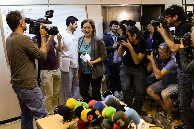 Spain's Local Election Results Reshape Political Landscape - NYTimes.com