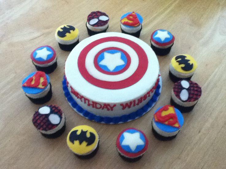15 best Avengers images on Pinterest Avenger cake Birthday party