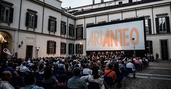 Torna ARIANTEO il cinema all'aperto di Milano