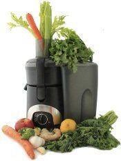 Fresh Produce With Juicer