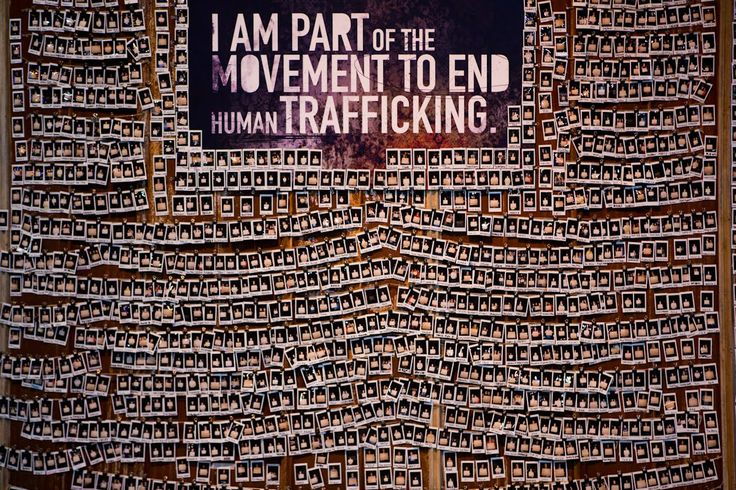Passion 2012 Conference: I am part of the movement to end human trafficking.