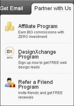Bigrock, biggest platform for buying domain and website offers 3 ways to earn money for every interested persons who want to make money online by bigrock affiliates, Selling design and referring for renewal simple and best way for online earning.