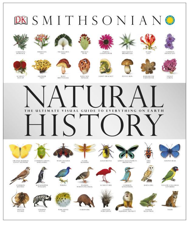 Best Natural History Books