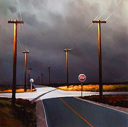 MICHAEL O'TOOLE Bruised Sky Junction
