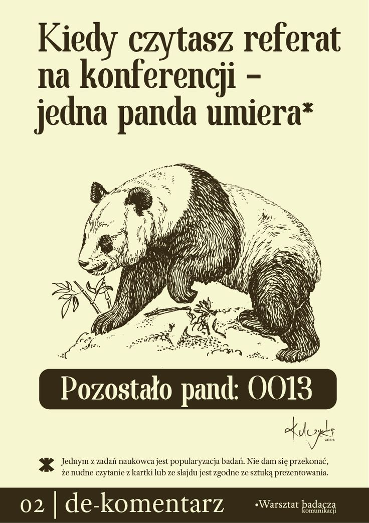 chrońmy pandy!