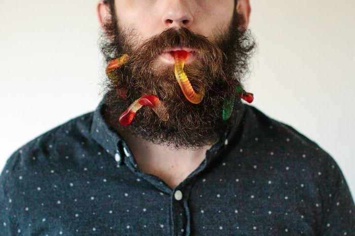 Что у вас с бородой?