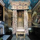 Four poster bed. Houghton Hall Norfolk