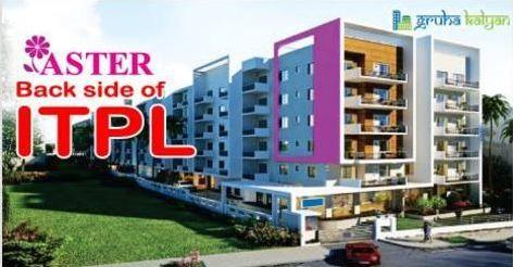 GRUHAKALYAN ASTER - ITPL Flats Available 1BHK, 2BHK and 3BHK Visit:www.gruhakalyan.com