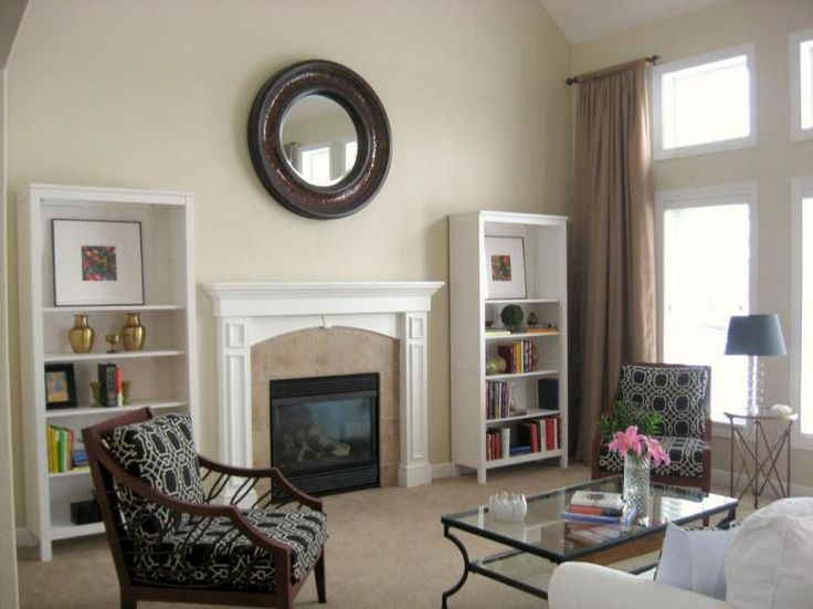 Home Interior Best Small Living Room Design Apartment Neutral Paint Colors For Modern