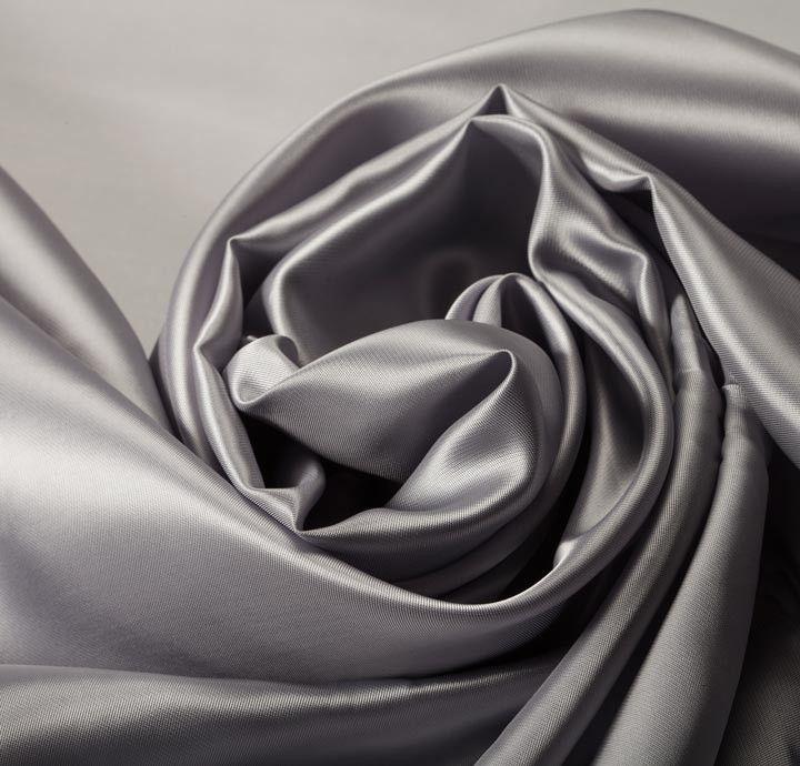 100% Rayon Lining Grey Fabric - Viscose - Fabrics