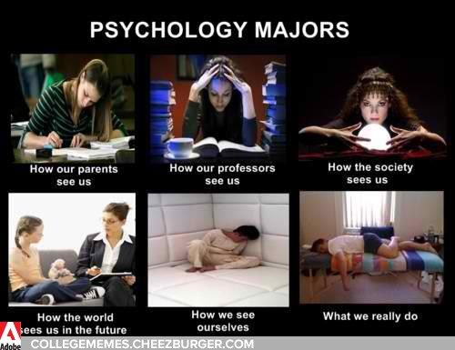Psychology Majors: How Does That Make You Feel | Pretty ...
