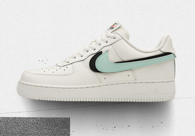 Air Force 1 Swoosh Pack Sail (off whitecream) to buy: https