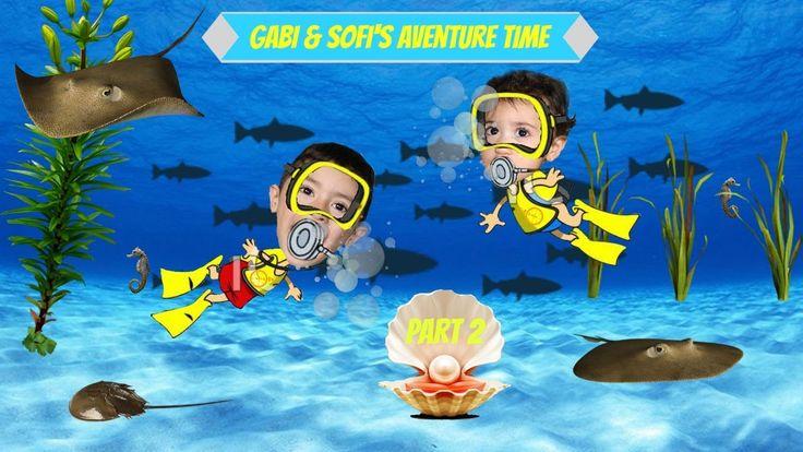 Gabi and Sofi's Adventure Time Ripley's Aquarium of Canada Part 2