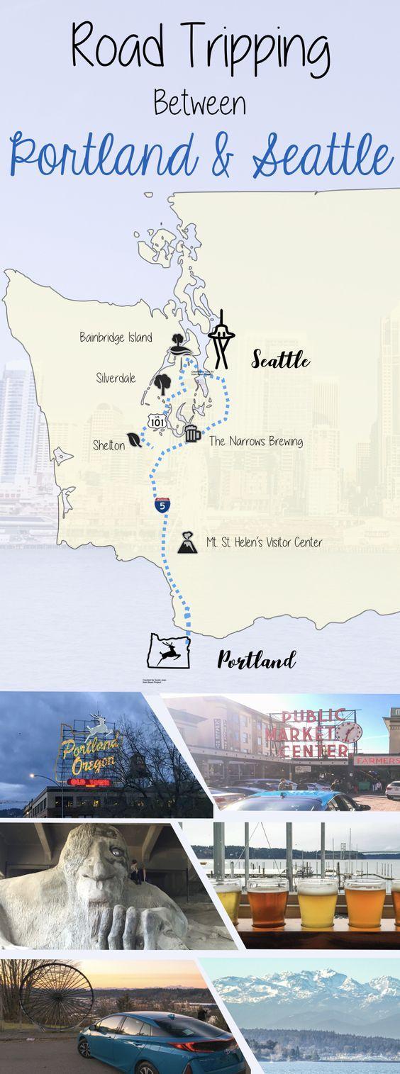 A Prime Road Trip Between Portland and