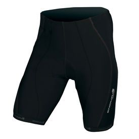 "Short with performance supportive stretch fabric with durable exterior and fast wicking inner, Elasticated rear with fold over front waist for comfort, Endura 600 Series Pad, computer cut ""Continuously Variable Profile"" (CVP) stretch pad with gel inserts and antibacterial finish, Fully flatlocked seams and multi-panel anatomic construction (with seamless inner leg) for strength and comfort Silicone gripper hems for secure and comfortable fit, SPF 50+"