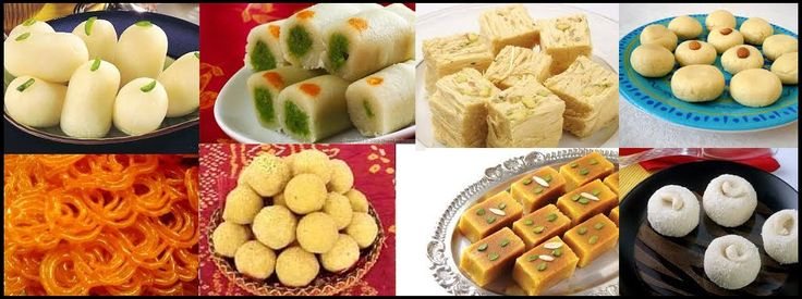 Indian Recipes in Hindi | मिठाई - Sweet Dishes