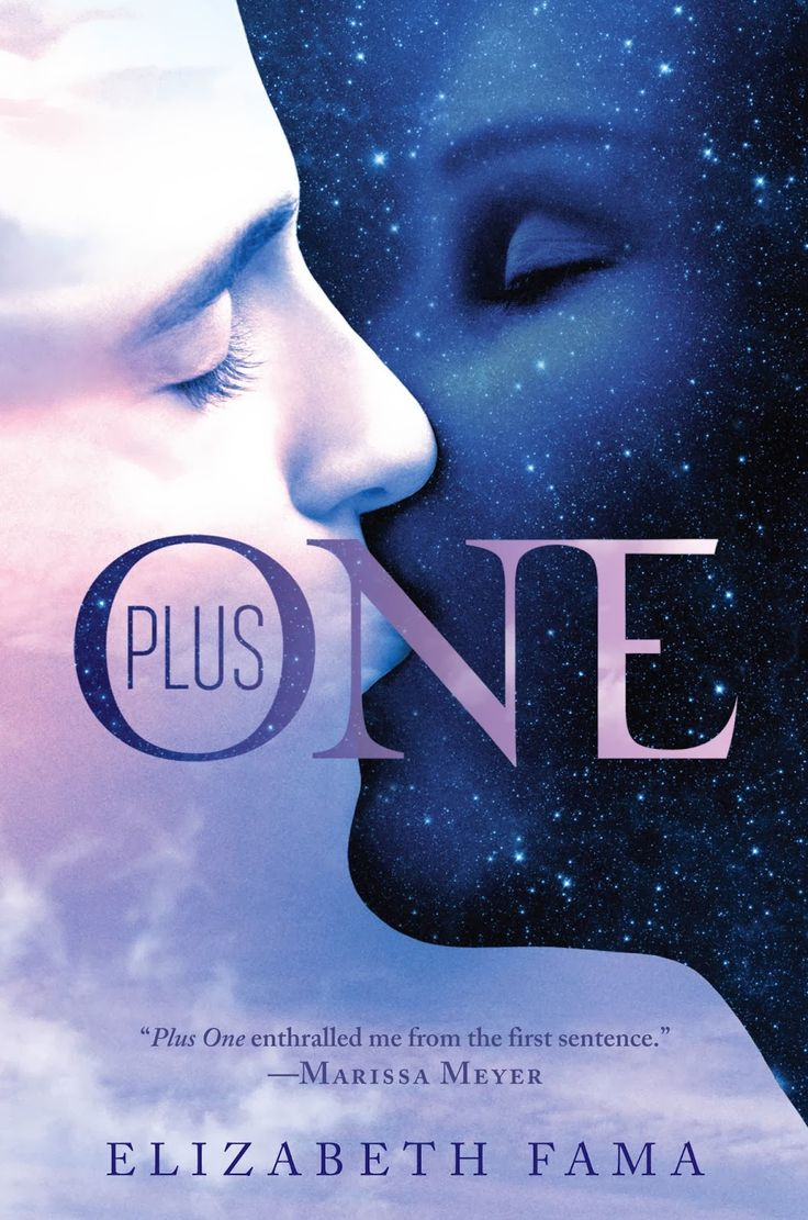 #coverreveal Plus One By Elizabeth Fama