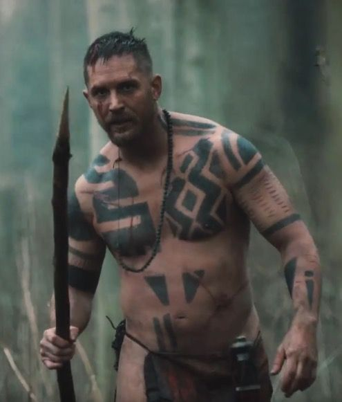 Tom Hardy isn't my favourite actor but he could perhaps play Burlic in the 1st Darkeningstone novel: Trespass. http://mikeycampling.com