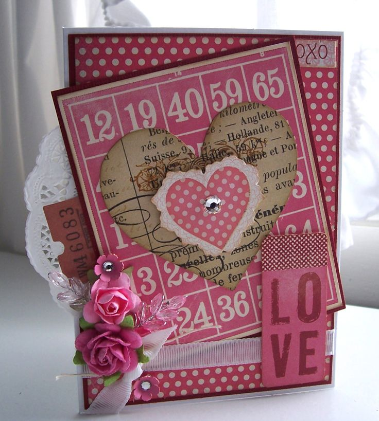 279 best Papercraft  Valentines Day images on Pinterest  Heart