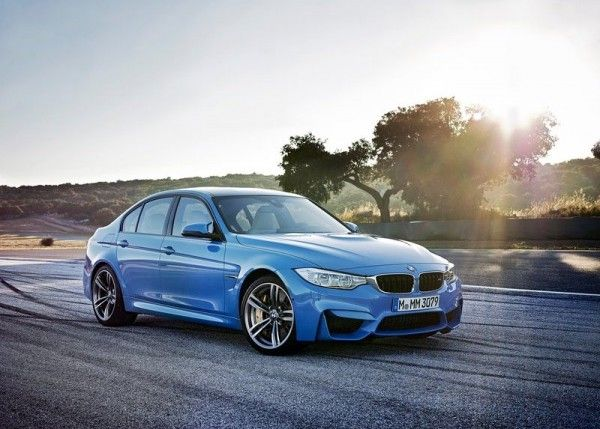 2015 BMW M3 Sedan 600x429 2015 BMW M3 Sedan Full Review