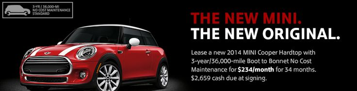 Get a great deal on your #MINI Cooper Hardtop at our #dealership today!  http://www.mininorthscottsdale.com/