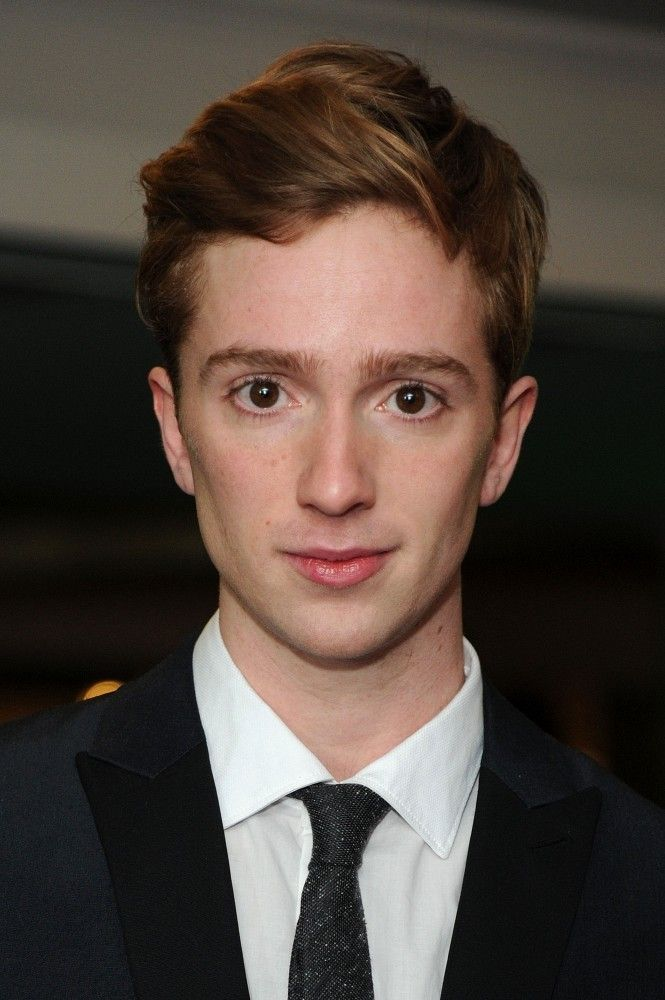 Luke Newberry... Cast as Teddy Lupin for Deathly Hallows pt 2, but the scene was cut out. Also Kieren Walker from In the Flesh.