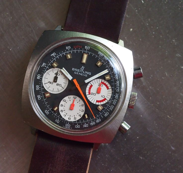 FRATELLO:Breitling 814 Top-Time Chronograph
