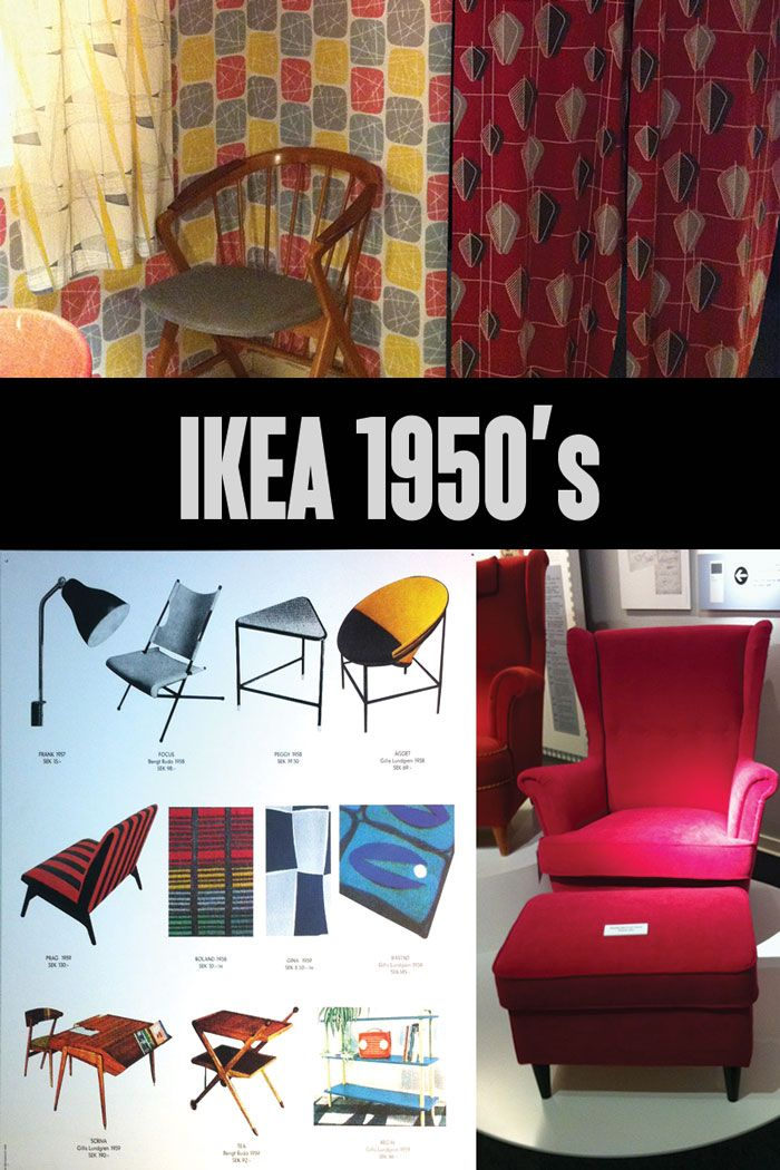 Ikea In The 1950s Awesomeness Pinterest 50 The O