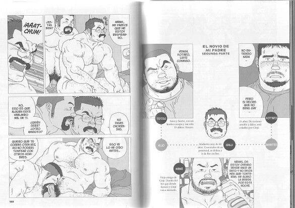 09 Jiraiya - El Novio de mi Padre ( gay - bara )
