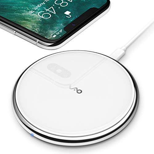 the best attitude 89ebc 8287a Wireless Charging Pad 7.5W for iPhone X/8/8Plus | Best Offer ...