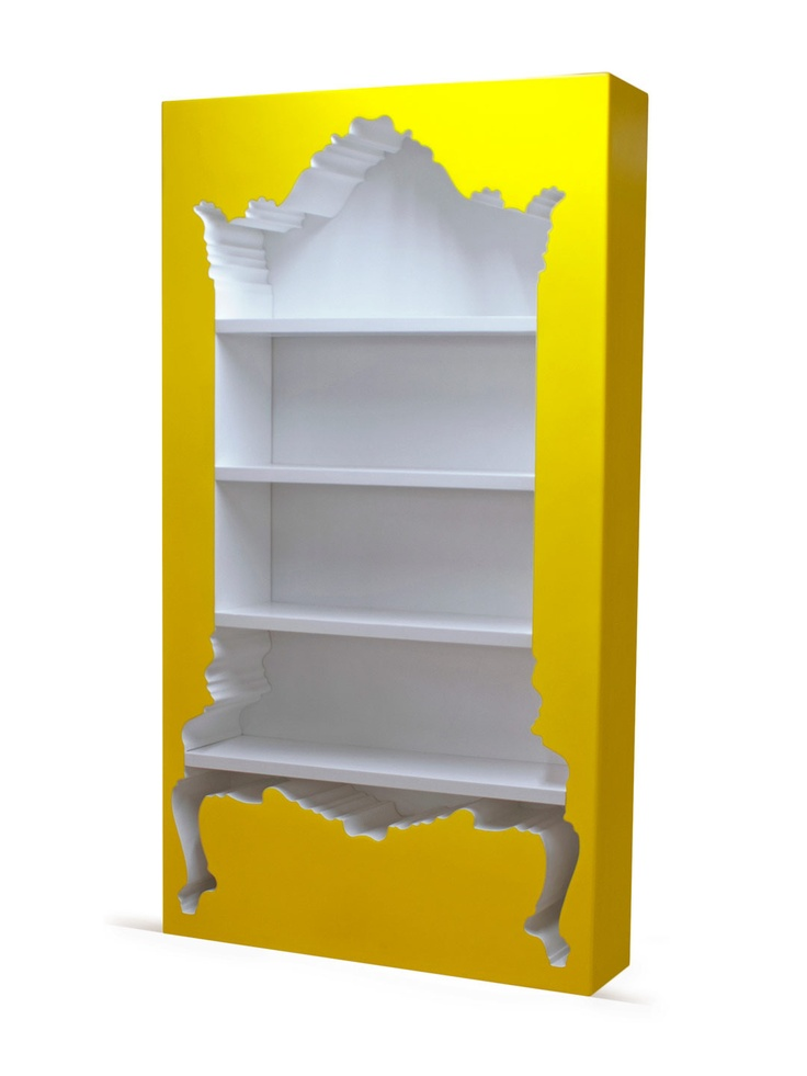 InsideOut Bookcase - Gilt Home
