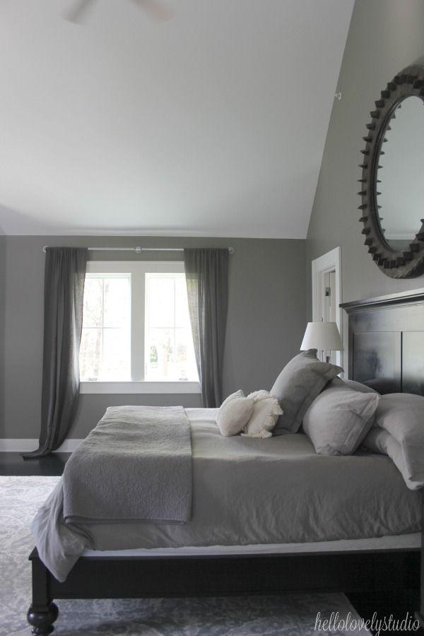 Minimal Modern Farmhouse Bedroom Design Inspiration And 2 Ideas For Medium Grey Modern Farmhouse Bedroom Farmhouse Style Bedrooms Modern Farmhouse Living Room