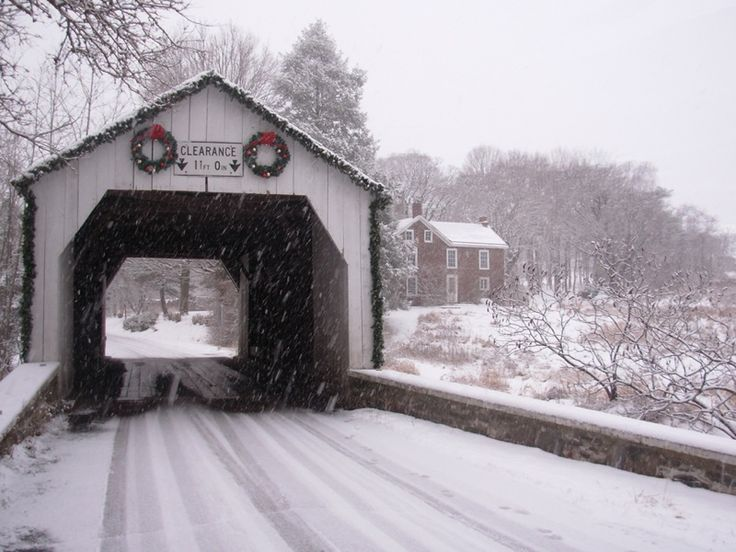 Bucks Co, PA shortest bridge