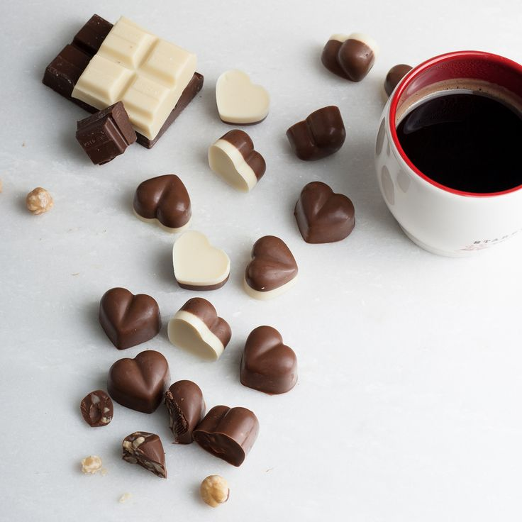 Zelf ijschocolaatjes (bonbons) maken - recept