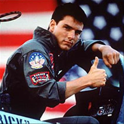 Top Gun....You've Lost that Loving Feeling....Awesome movie!