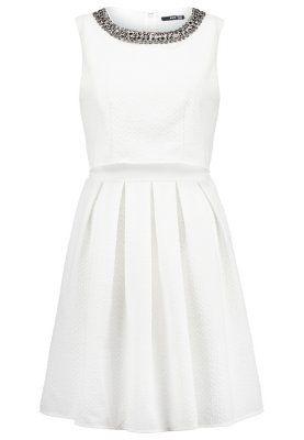 ALICIAN - Cocktailkleid / festliches Kleid - cream