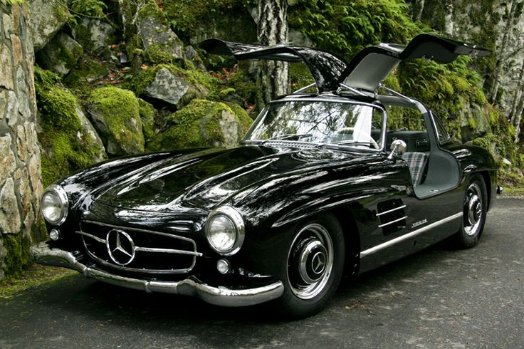 118 Best Images About Mercedes W198 On Pinterest