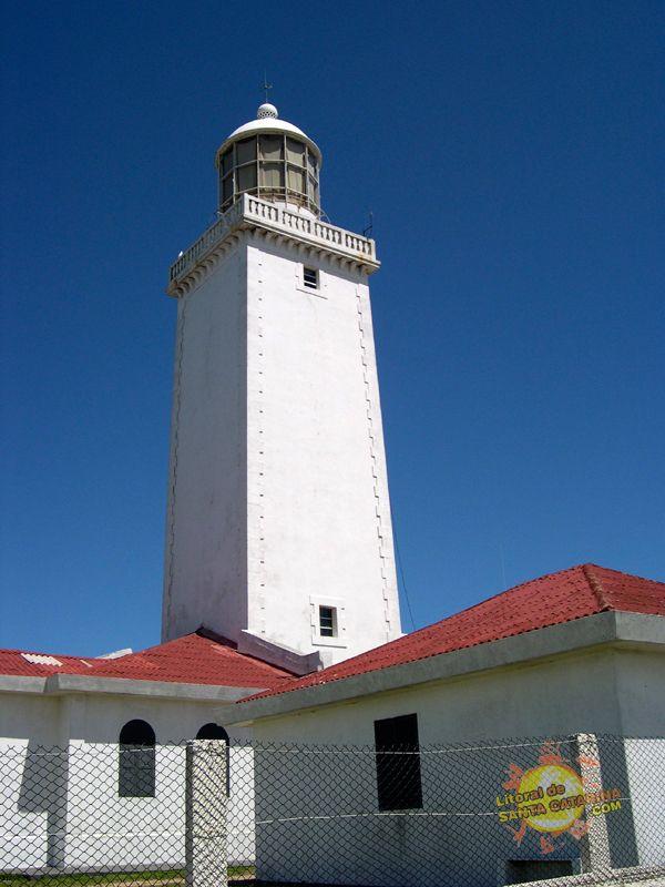 Farol de Santa Marta, Laguna, SC, Brazil