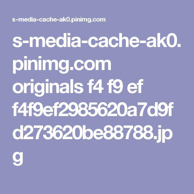 s-media-cache-ak0.pinimg.com originals f4 f9 ef f4f9ef2985620a7d9fd273620be88788.jpg